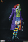 Wolfking - Female Joker Action Figure