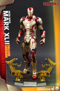 Hot Toys - Iron Man Mark XLII Deluxe Version - Quarter Scale