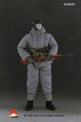 Alert Line - Wehrmacht Paratroopers Double-Sided Cotton-Padded Jacket Suits - Grey