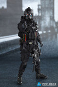 DID - British Special Air Service (SAS) B Squadon Black Ops Team - Sean