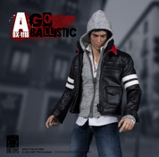 One Toys - Prototype Ballistic Alex Mercer / Go Ballistic A with Base