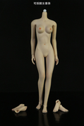 Jiaou Dolls Version 3.0 Female Body - 6 Skin Tone Choices