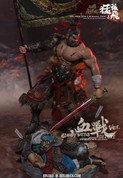 Inflames Toys x Newsoul Toys - Soul of Tiger Generals - Bloody-fighting Zhang Yide (Deluxe Version)