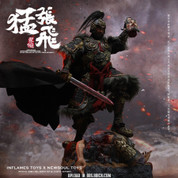 Inflames Toys X Newsoul Toys - Soul of Tiger Generals - Zhang Yide & The Wuzhui Horse