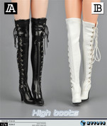 ZY Toys - High Boots
