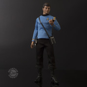 "Quantum Mechanix - Star Trek The Original Series - Dr. Leonard ""Bones"" McCoy"