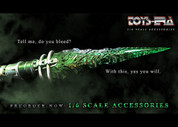 Toys Era - Spear of K-Stone Glow in the Dark Version