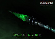 Toys Era - Spear of K-Stone Light Up Version