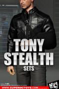 MC Toys - Tony Stealth Set