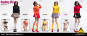 Flirty Girl - Mystery Girl Velma