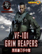 Very Hot - US Navy VF-101 Grim Reapers Pilot