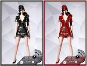 Pop Toys - Sexy War Women Suit Leather Version