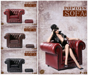 Pop Toys - British Single Sofa