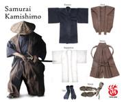 Toys Dao - Samurai Suit Set