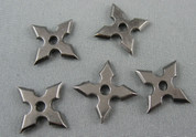 Crazy Owners - 5 Shurikens