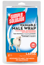 Large Male Wrap (Belly Band) by Simple solutions