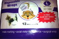 Wiki Wags are great to use with The Housebreaker Kit when potty training a puppy or adult dog. They are also great for mark marking, incontinence, social visits, and surgical wrap.