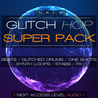 Glitch Hop Superpack