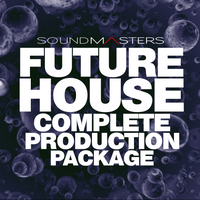 Future House Complete Production Package