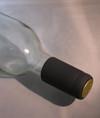Black shrink capsules (BULK500)
