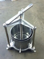 Fruit press small stainless steel 20x17cm