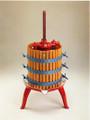 #25 Wooden basket press