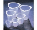 400 mL plastic beaker/each