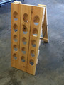 Riddling rack/ sparkling wines