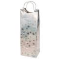 Silver wine bag