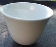 فناجين قهوة ميلامين البابطين أبيض White Arabic Coffee Cups