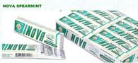 علك نوفا نعناع بارد بدون سكر Nova Gum Spearmint - Sugar-Free