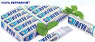 علك نوفا نعناع حار بدون سكر Nova Gum Pepperrmint - Sugar-Free