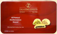 Zalatimo Mediterranean Mamul -  معمول زلاطيمو