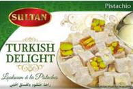 Sultan Turkish Delight Pistachio / الحلقوم التركي بالفستق