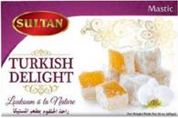Sultan Turkish Delight Mastic / حلوى الحلقوم التركية بالمستكة