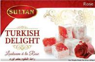 Sultan Turkish Delight Rose / حلوئ الحلقوم التركية برائحة الورد