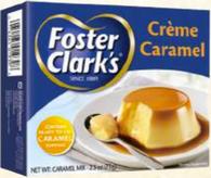 FOSTER CLARK'S CREME CARAMEL 12 boxes -  ١٢ حبة كريم كراميل