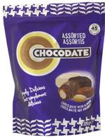 Chocodate Exclusive Pouch Assorted -  تمر الشكولاتة المتنوعة