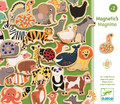 Magnimo Animals Magnetics by Djeco