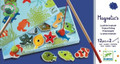 Magnetic Tropic Fishing Game by Djeco