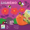 Little Memo (Small Animals) Game by Djeco