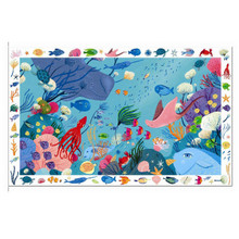 Aquatic Observation 54 Piece Jigsaw Puzzle by Djeco