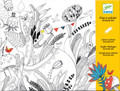 Butterfly Ball Colour-in Frieze by Djeco