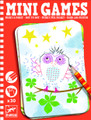 Dot to Dot (Red Box) Mini Games by Djeco