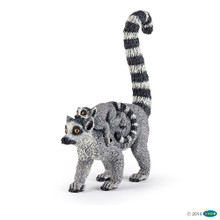 Lemur & Baby Figure by Papo