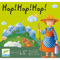 Hop! Hop! Hop! Board Game by Djeco