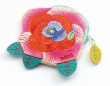 Flower Paradise Purse by Djeco