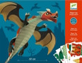 Giant Dragon Paper Toy by Djeco