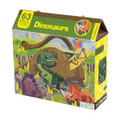 Dinosaurs 63 Piece Jigsaw Puzzle by Mudpuppy