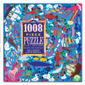 Below the Surface 1008 Piece Jigsaw Puzzle by Eeboo